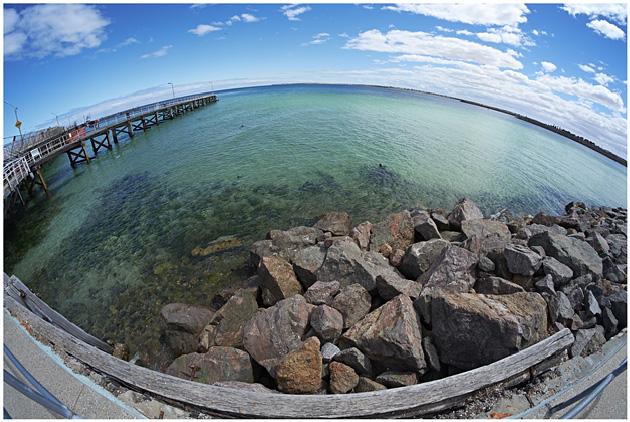 wallaroo jetty
