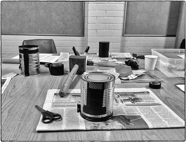 Building my pinhole camera