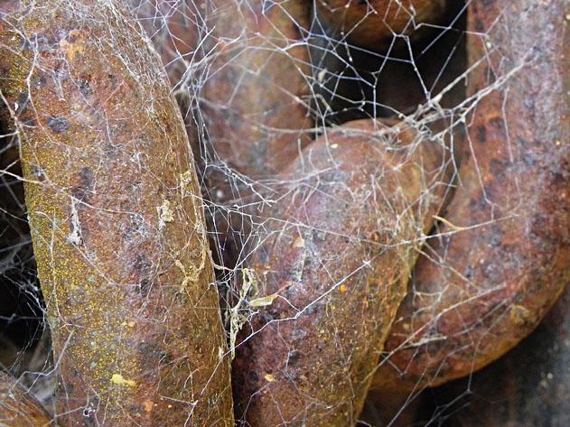 Chain and cobwebs macro