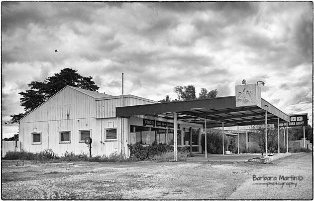 Manoora roadhouse