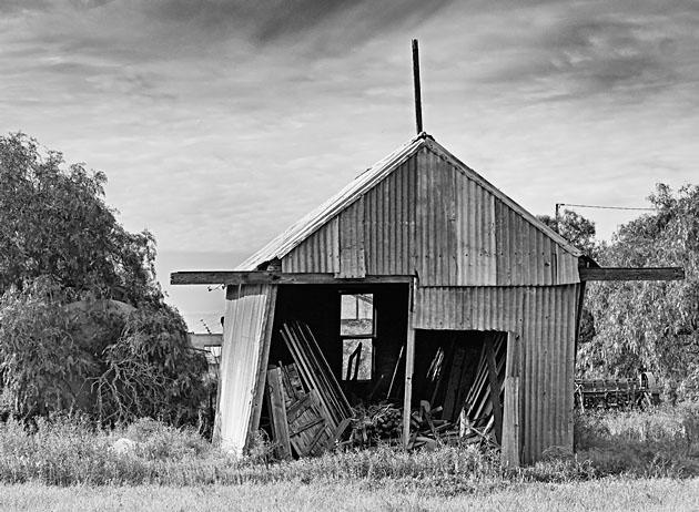 mill building