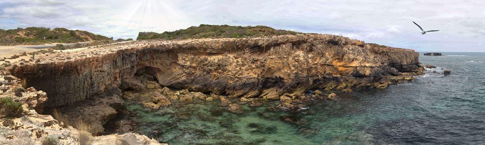 Robe coast